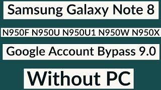 Samsung J8 | J810F | Frp/Google Account 8 0 Remove | Frp Bypass