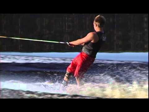 How to wakeboard basics and board control by World Champion Darin Shapiro
