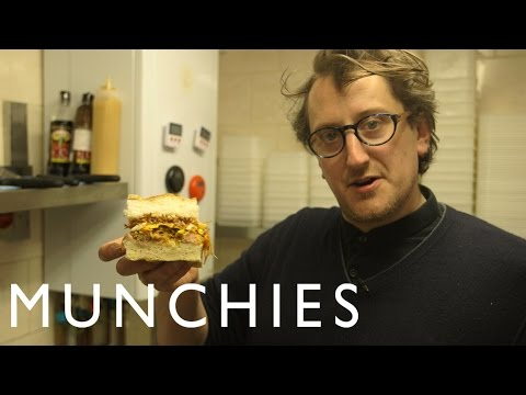 How-to: Make a Ham, Egg, and Chips Sandwich with Max Halley
