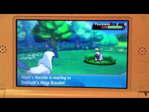 Pokemon Omega Ruby: Mega Absol