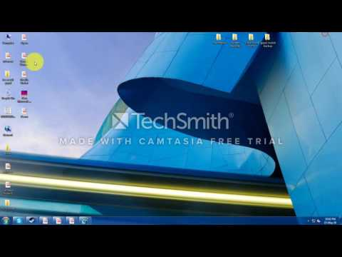 How To Restore Default File Format & Icons ( Logo ) ( Windows 7 ) Easiest Way