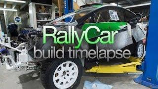 SMT - Rally Car Build #timelapse