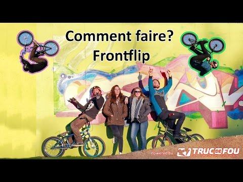 Comment faire? Frontflip - How to Frontflip feat Vince la machine