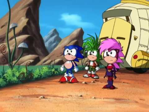 Sonic - Underground | Hedgehog In an Iron Mask and Mummy | Cartoons For Kids | Sonic Full Episode