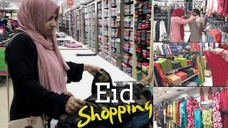 Eid Shopping Vlog I My  Sewing machine I TasteTours by Shabna hasker