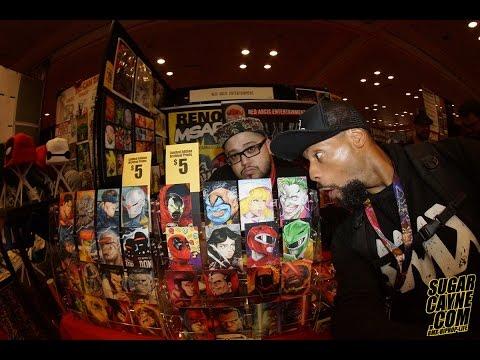2016 New York Comic Con, Aisle 1200-700