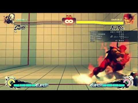 Evil Ryu - Fake Crossup & Unblockable