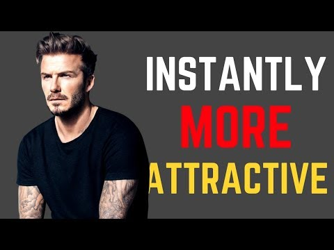 5 Items That Will INSTANTLY Make You Look More Attractive