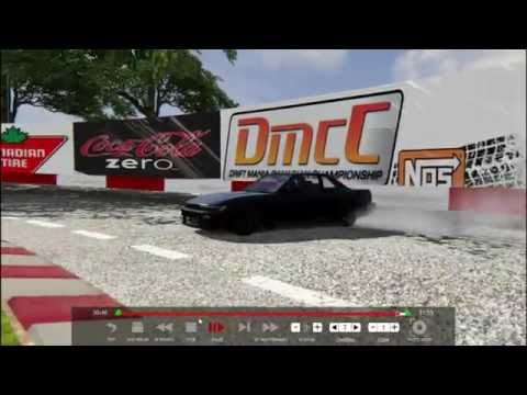 First Day Playing Assetto Corsa : Silvia S13 Drift at Autodrome St-Eustache