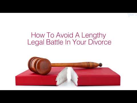 How To Survive A Lengthy Divorce Battle