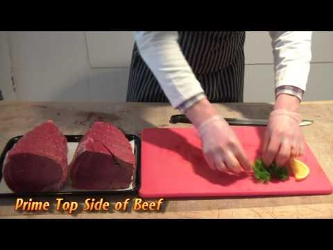 Murphys Prime Topside of Beef
