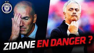 Zidane menacé, MOURINHO évoqué - La Quotidienne #561