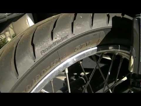 Avon RoadRider Motorcycle Tire Review - Royal Enfield Bullet
