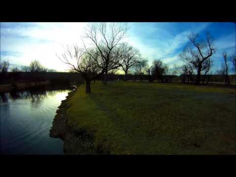 Palo Duro Lake | Texas Panhandle | HAKRC Storm32 3-axis Gimbal