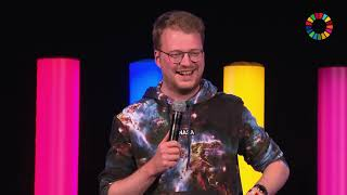 [#17Ziele] Comedy-Tour Köln – Maxi Gstettenbauer