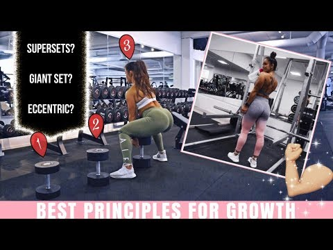 WORKOUT TECHNIQUES EXPLAINED - MUST DO METHODS FOR MUSCLE GROWTH!