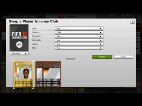 Fifa 12 Ultimate team 700k team