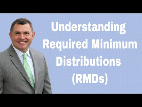 Required Minimum Distribution (RMD) Tables