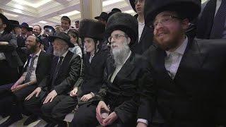 Moshe Vaintraub Sings At Motty Steinmetz Engagement   משה וינטרוב בגראמען בשמחת אירוסי מוטי שטיינמץ