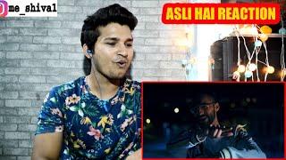 Asli Hai Reaction   #RealHai   Talha Anjum Reaction   Talhah Yunus - YOUNG STUNNERS SONGS REACTION