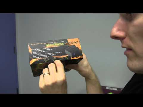 Silverstone 450W 80+ Gold SFX Modular Power Supply Unboxing & First Look Linus Tech Tips