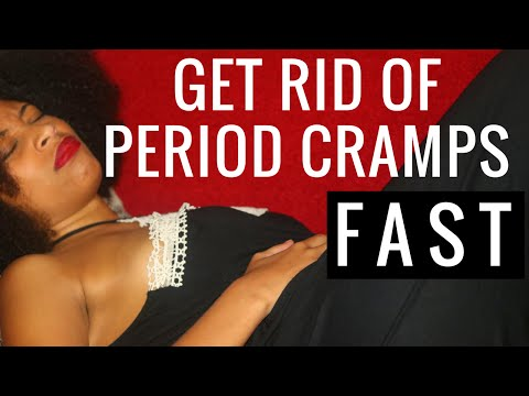 Easy Natural Period Hack to Get Rid of Menstrual Cramps Fast!