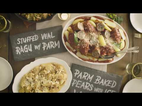 Parm Perfect Dinner Party