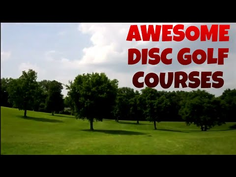 Old School Footage: Cedar Hill Park Disc Golf Course