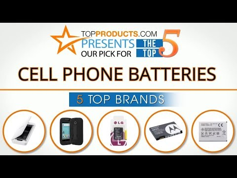 Best Cell Phone Battery Reviews 2017 – How to Choose the Best Cell Phone Battery
