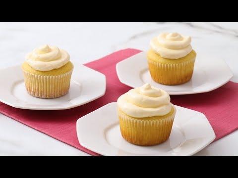 Vanilla Cupcakes- Martha Stewart