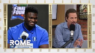 The Knicks Are Not Cursed, They're Just TERRIBLE   The Jim Rome Show