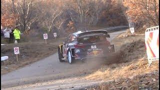 Rallye Monte Carlo 2018 shakedown
