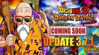 BRAND NEW UPDATE 3.7.1 FOR DOKKAN!! EVERYTHING YOU NEED TO KNOW | DRAGON BALL Z DOKKAN BATTLE