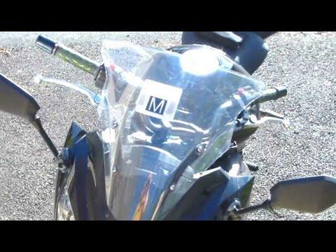 2012 2013 Kawasaki Ninja 650 Windshield Windscreen Adjustment