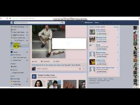 How To Create Facebook Group - 2015 How To Make Facebook Group 2015 Hindi/urdu
