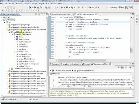 GWT: Debugging in Eclipse