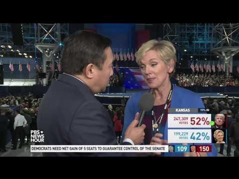 Former Gov. Jennifer Granholm predicts Michigan will go to Clinton