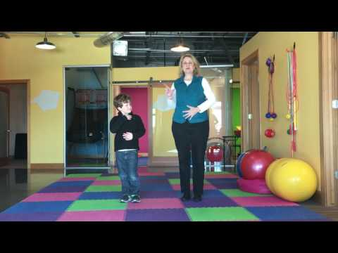 Brain Gym Exercises for Kids - Brain Buttons for Attention and Focus