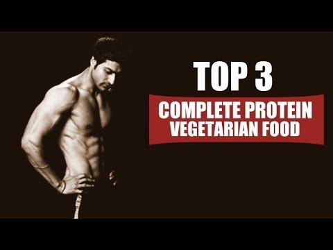 Top 3 COMPLETE PROTEIN Food for Vegetarian | Guru Mann's Pick