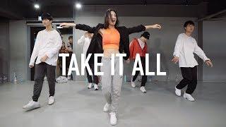 The Past, Nick Hagelin - Take It All  / Ara Cho Choreography