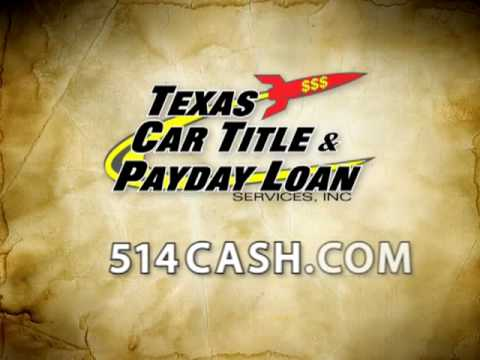 Texas Car Title & Payday Loan