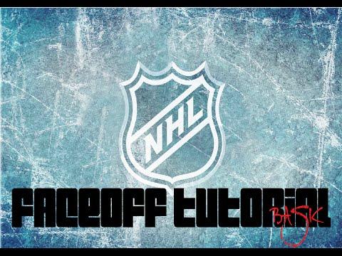 NHL 15 - Basic Faceoff Tutorial
