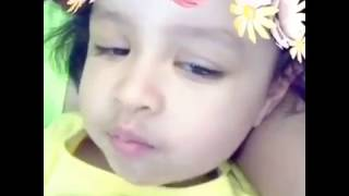Sakshi Dhoni teaches baby Ziva about the IPL teams
