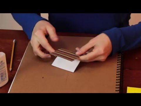 How to Make Custom Made Gift Cards : Various Crafts