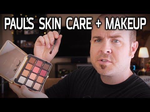 Introducing Paul's Skincare and Makeup!