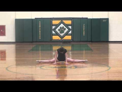 Example Tryout - Ashwaubenon Dance Team 2013 - 2014