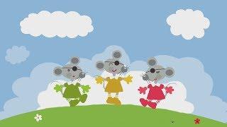 Three Blind Mice Nursery Song