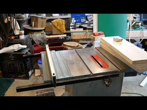 Livestream: How to Edit in Adobe Premiere - Jointer Surface Prep and Table Saw Surface Prep