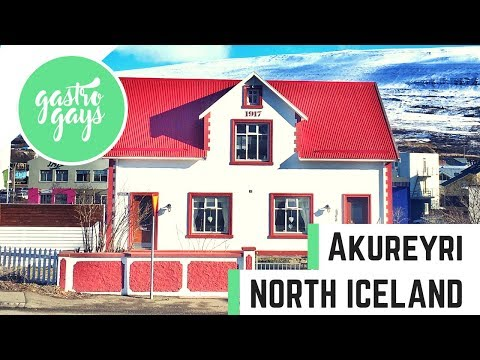 Akureyri - Capital of the North of Iceland