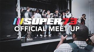 SUPER 73 MEET UP - I WON BEST CUSTOM BIKE!